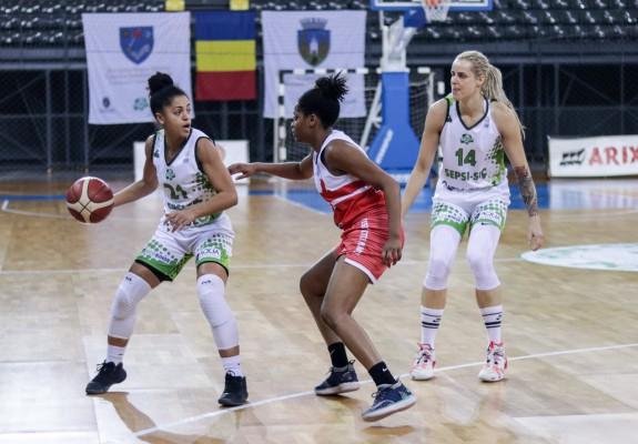 Finala din Liga Națională de baschet feminin începe astăzi, 5 mai