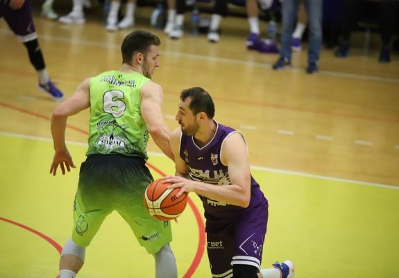 BCM U Pitești, victorie pe terenul lui Athletic Constanța