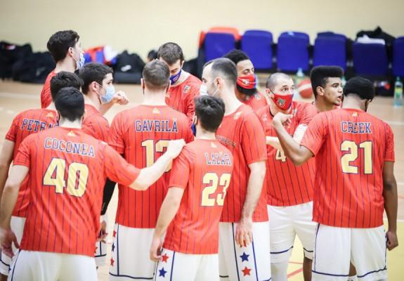 CSA Steaua iese din lupta pentru playoff