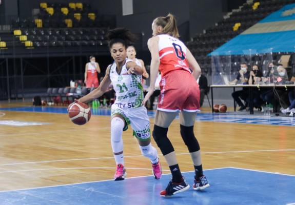 Victorie clară pentru Sepsi-SIC în al doilea meci al finalei cu CSM Satu Mare