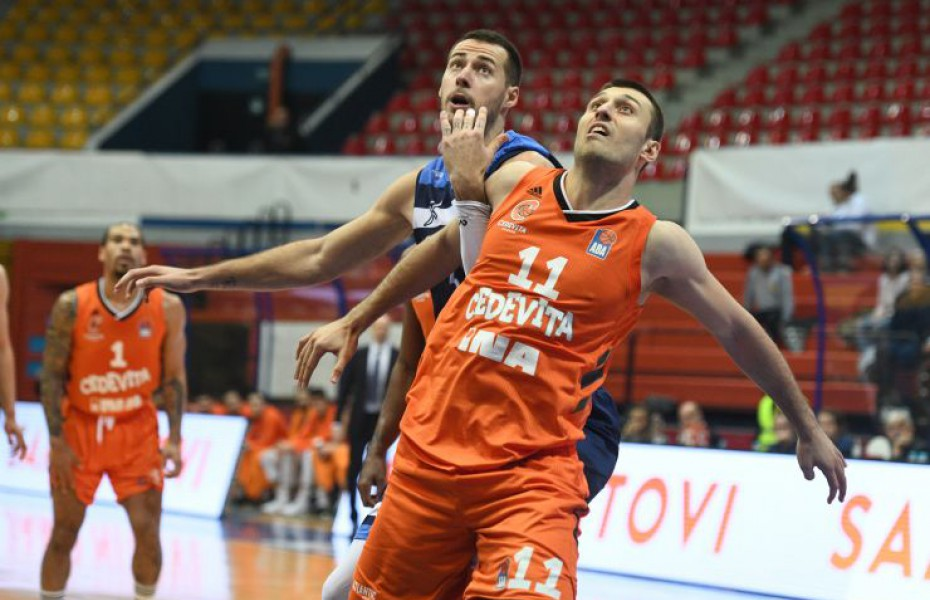 Karlo Zganec este noul jucător al lui U-BT Cluj