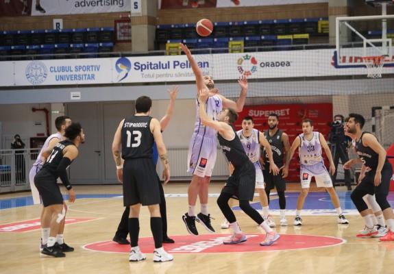 U-BT Cluj-Napoca a trecut de SCM Timișoara și a întrerupt o serie de două înfrângeri consecutive