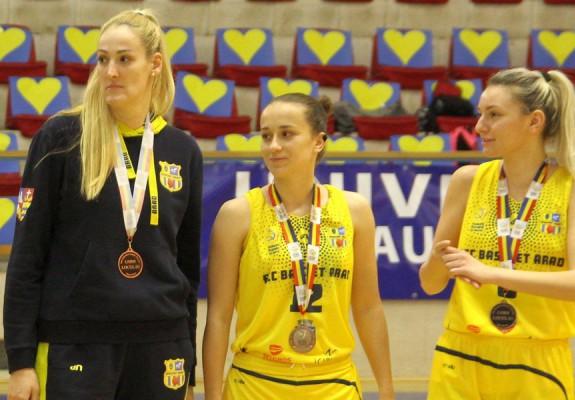 FCC UAV Arad a primit medaliile de bronz in LNBM?!