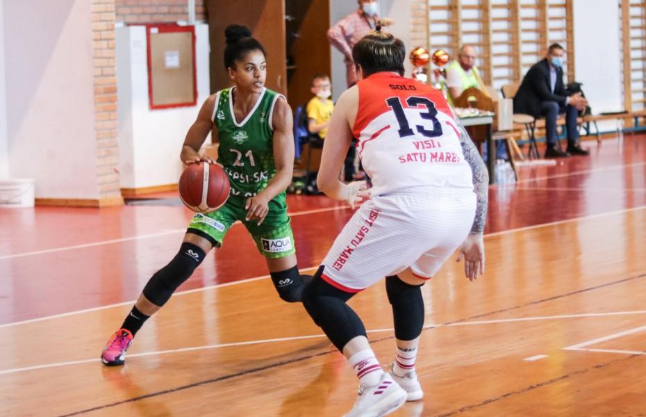 Sepsi-SIC a cucerit titlul de campioană în Liga Națională de baschet feminin