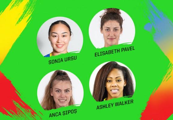 Echipa națională de baschet feminin 3x3 va juca în turneul FIBA #3x3 Women's Series din Elveția