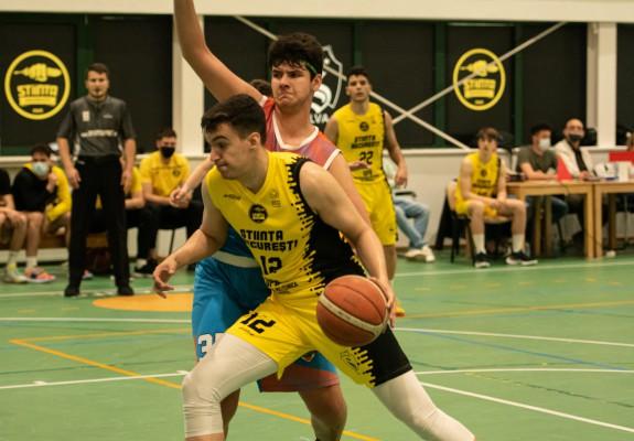 U20 M - Debut cu dreptul pentru CSU Știința și Agronomia București