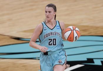 Triple-double pentru Sabrina Ionescu în meciul cu Minnesota Lynx. Video