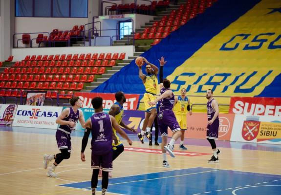 Meciurile de la Sibiu și Voluntari, transmise pe canalele Superbet cu producție TV