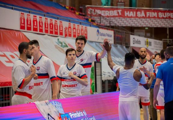 CSM CSU Oradea este în semifinalele LNBM