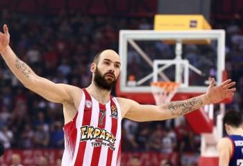 Vasilis Spanoulis va mai juca un sezon pentru Olympiacos