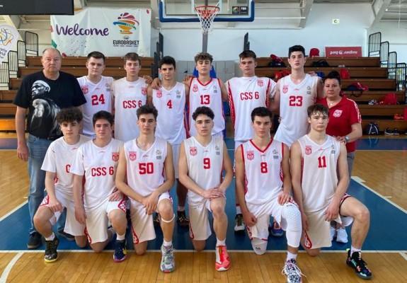 U18M - Dinamo și Laguna Sharks completează tabloul semifinalelor