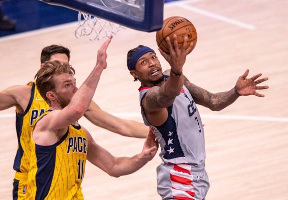 Washington Wizards a câștigat meciul din play-in cu Indiana Pacers și va da piept cu 76ers. Video
