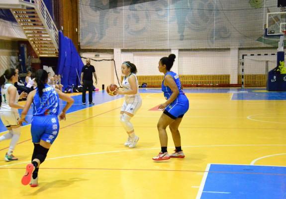 U18F -  CSU Brașov și LT Nagy Mozes Târgu Secuiesc au obținut calificarea în semifinale
