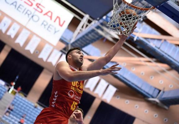 Emanuel Cățe a încheiat încă un sezon în Liga ACB