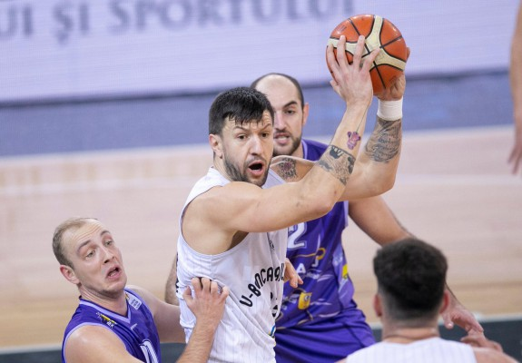 Andrija Stipanovic a înregistrat cea mai bună prestație a sezonului
