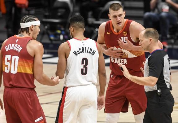 Denver Nuggets egalează seria cu Portland Trail Blazers