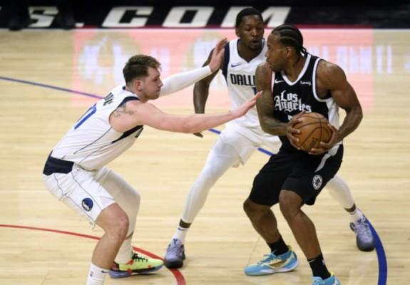 Dallas Mavericks se distanțează în seria cu Los Angeles Clippers