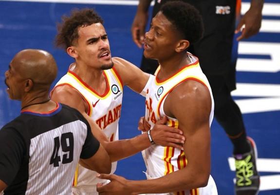 New York Knicks, victorie în playoff după o pauză de 8 ani