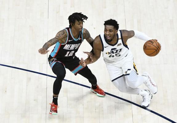 Utah Jazz a egalat situația la general în seria cu Memphis Grizzlies