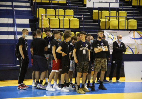 U16 Masculin - Se cunosc semifinalistele