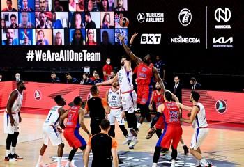 Anadolu Efes este prima finalistă a Euroligii