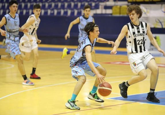 U16 Masculin – Leii București și CS Otopeni vor juca finala campionatului național