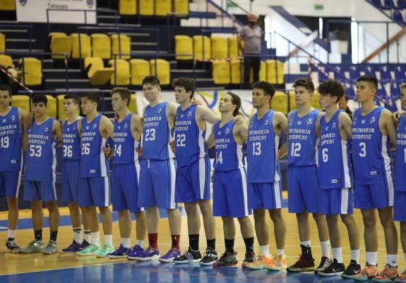 U16 Masculin – CS Otopeni este campioană națională