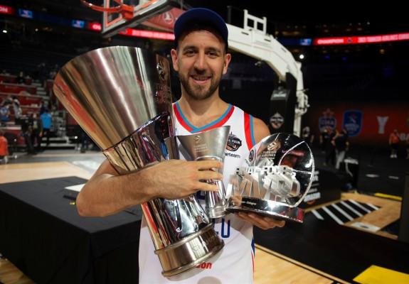 Vasilije Micic, MVP-ul Final Four-ului Euroligii de la Koln
