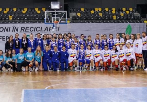 U16 Feminin - Premiile individuale