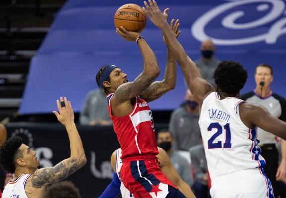Washington Wizards supraviețuiește în seria cu Philadephia 76ers