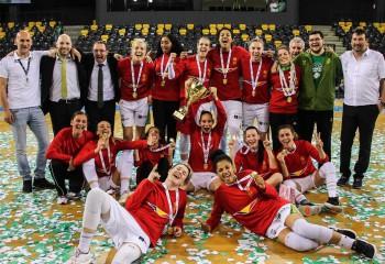 ACS Sepsi SIC va juca a 3-a oară la rând în grupele EuroCup Women