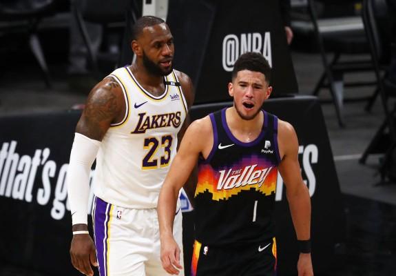 Los Angeles Lakers, eliminată din playoff-ul NBA