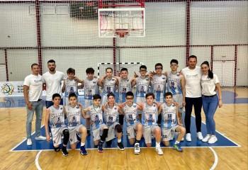 U13M - Laguna București este noua campioană națională