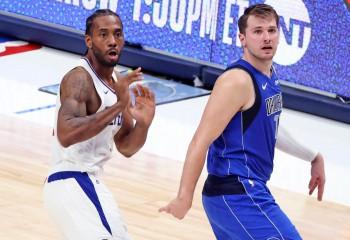 Los Angeles Clippers a câștigat seria cu Dallas Mavericks