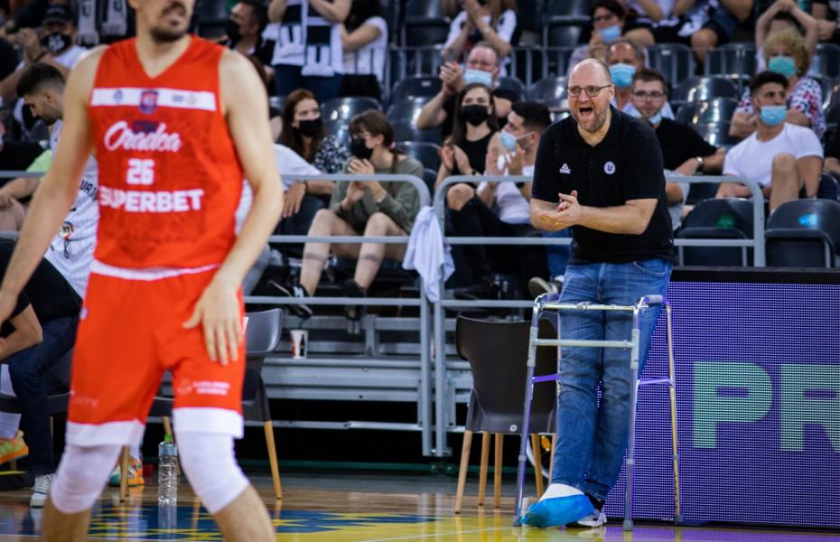 """Mihai Silvășan, după primul joc al finalei : """"Această victorie înseamnă un mic pas în față"""""""