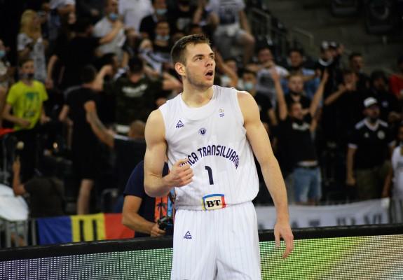 """Donatas Tarolis, laude la adresa fanilor: """"Au fost incredibili, sunt al șaselea jucător"""""""