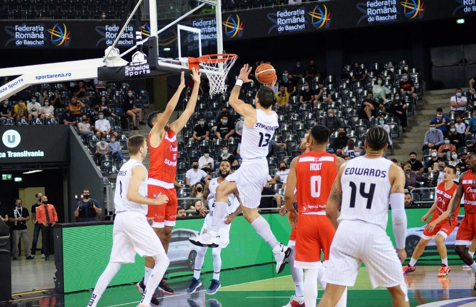 Victorie convingătoare pentru U-BT Cluj-Napoca în meciul doi al finalei