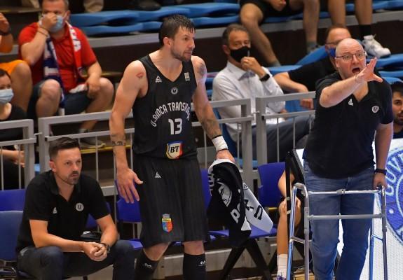 Andrija Stipanovic la cea mai modestă prestație din actuala stagiune