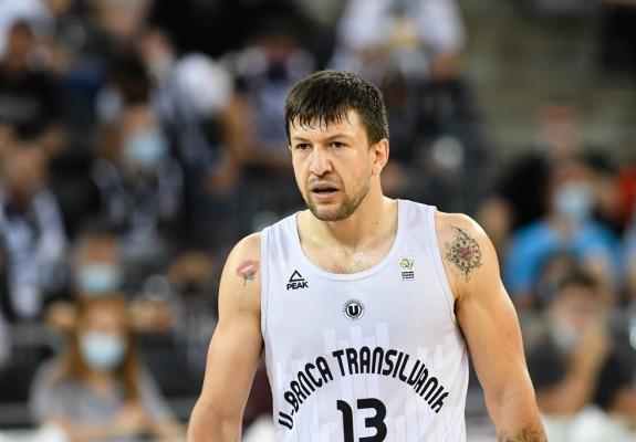 Andrija Stipanovic rămâne jucătorul lui U BT Cluj-Napoca
