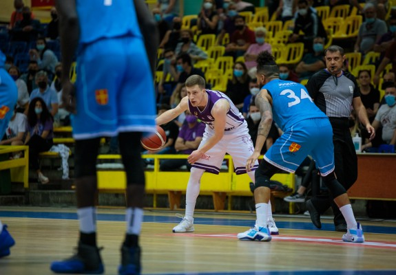 Tudor Gheorghe va îmbrăca și în sezonul viitor echipamentul lui BCM U Pitești
