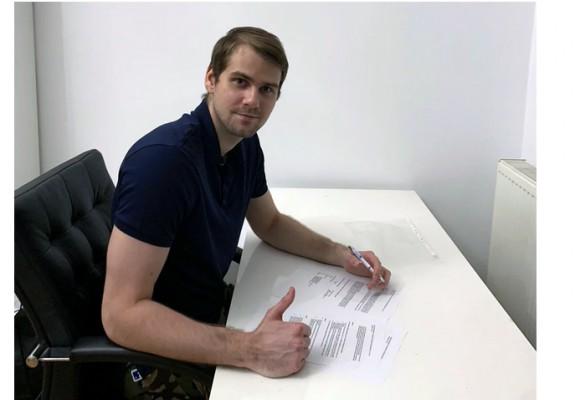 Dragoș Diculescu, anunțat oficial la Landstede Hammers Zwolle