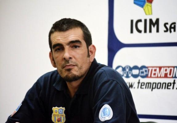 Jose Araujo a preluat banca tehnică a lui FCC Baschet UAV Arad