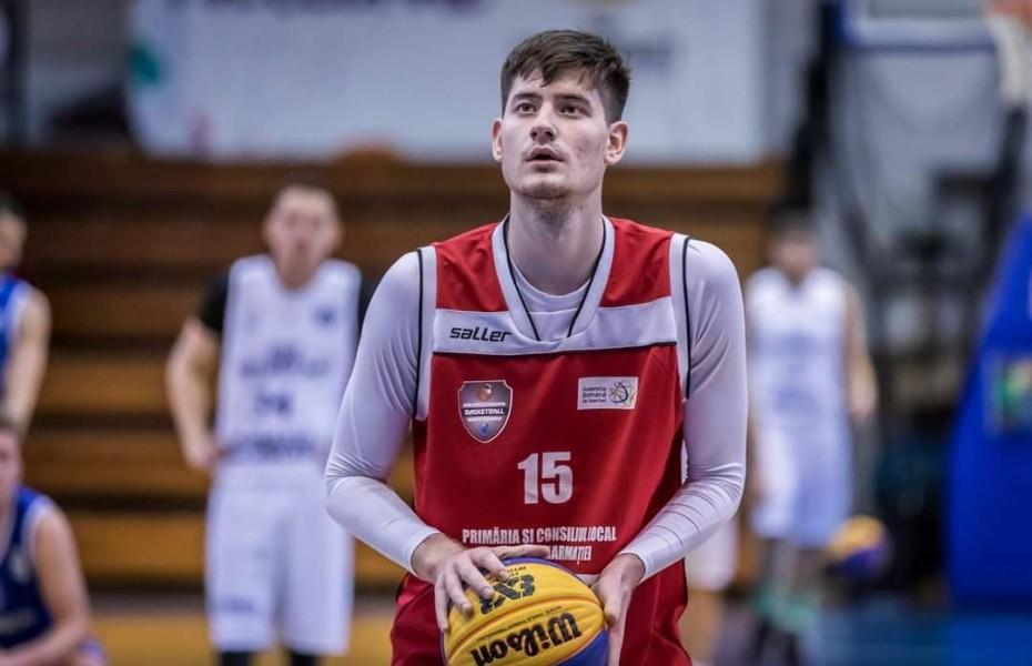 Rareș Ardelean va evolua pentru BC CSU Sibiu