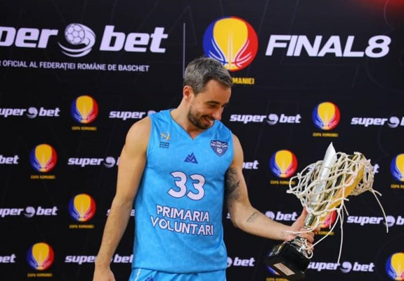 Dani Popescu a semnat cu Dinamo București