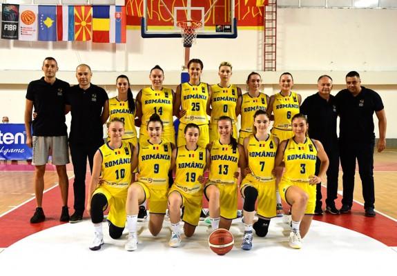 România a început cu victorie parcursul la U20 Women′s European Challengers