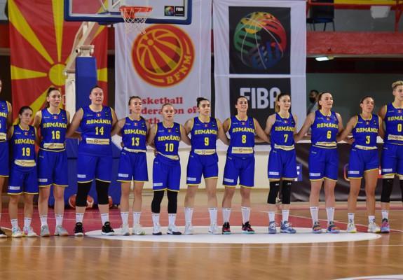 România învinge Kosovo la FIBA U20 Women′s Challenger