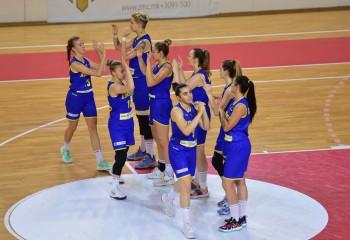 România încheie cu victorie turneul FIBA U20 Women′s Challenger 2021 de la Skopje