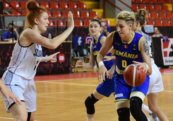 Laura Vaida, cea mai bună performanță individuală la FIBA U20 Women′s Challengers 2021