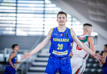 România debutează mâine, 20 iulie, la U20 European Challengers