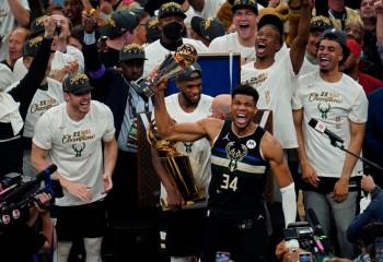 Milwaukee Bucks este noua campioană NBA